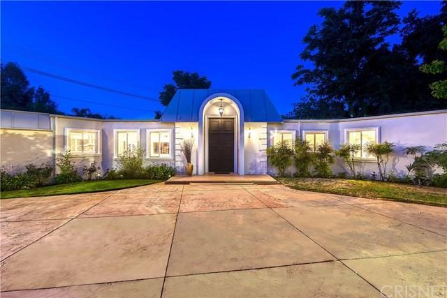 5130 Vanalden Avenue, Tarzana, CA 91356 (#SR17134310) :: The Brad Korb Real Estate Group