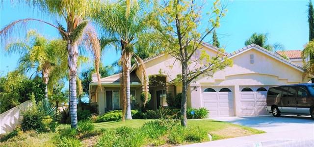 79 Corte Madera, Lake Elsinore, CA 92532 (#OC17146389) :: Allison James Estates and Homes