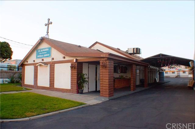 607 4th Street, San Fernando, CA 91340 (#SR17179777) :: The Brad Korb Real Estate Group