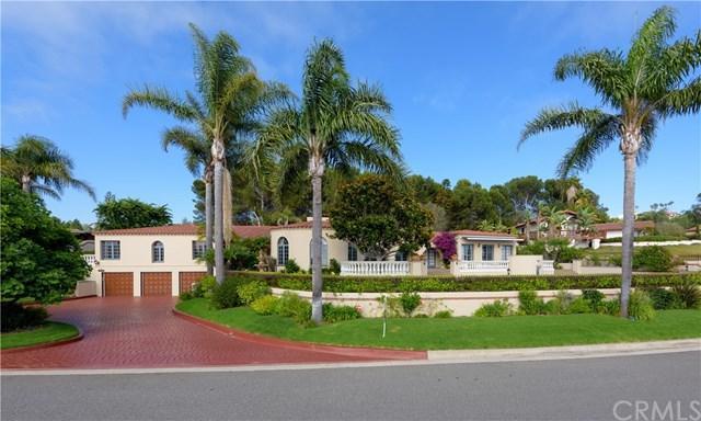 30666 Calle De Suenos, Rancho Palos Verdes, CA 90275 (#SB17185109) :: Keller Williams Realty, LA Harbor