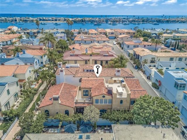 126 Via Xanthe, Newport Beach, CA 92663 (#NP17188216) :: Fred Sed Realty