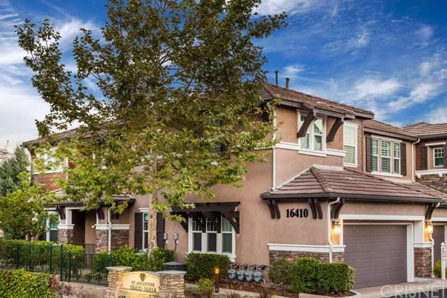 16410 W Nicklaus Road #141, Sylmar, CA 91342 (#SR17190991) :: The Brad Korb Real Estate Group