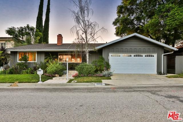 15498 Briarwood Drive, Sherman Oaks, CA 91403 (#17262280) :: The Brad Korb Real Estate Group