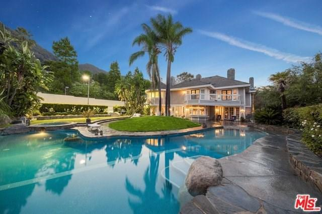 17536 Camino De Yatasto, Pacific Palisades, CA 90272 (#17262370) :: Prime Partners Realty