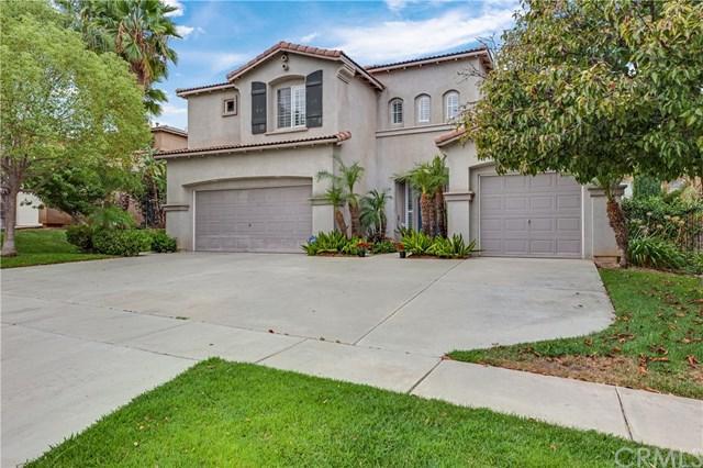 3162 Via Mazatlan, Corona, CA 92882 (#IV17217556) :: Provident Real Estate