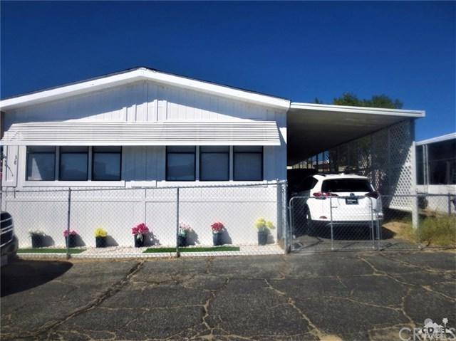 6161 Ocotillo Avenue #38, 29 Palms, CA 92277 (#217026032DA) :: RE/MAX Empire Properties