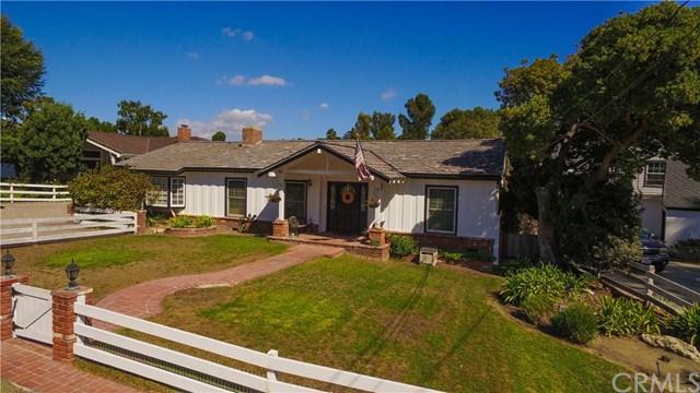 38 Buckskin Lane, Rolling Hills Estates, CA 90274 (#PV17217143) :: Erik Berry & Associates