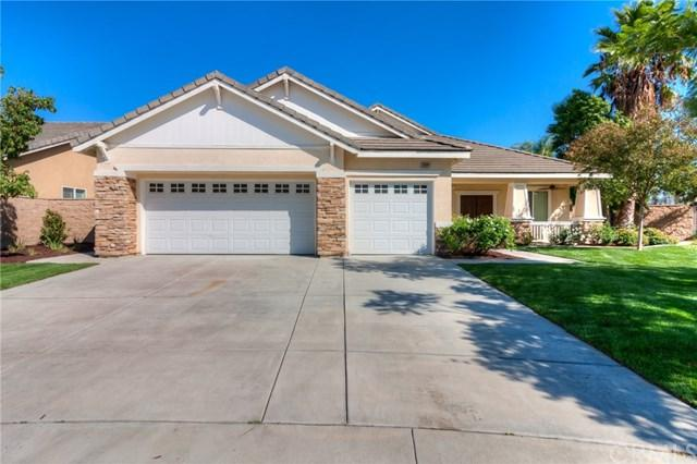 13604 Woodlands Street, Eastvale, CA 92880 (#IG17231798) :: RE/MAX Estate Properties