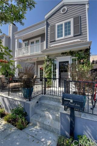 127 Pearl Avenue, Newport Beach, CA 92662 (#OC17232349) :: Scott J. Miller Team/RE/MAX Fine Homes