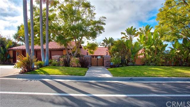 1465 Via Coronel, Palos Verdes Estates, CA 90274 (#SB17235471) :: Millman Team