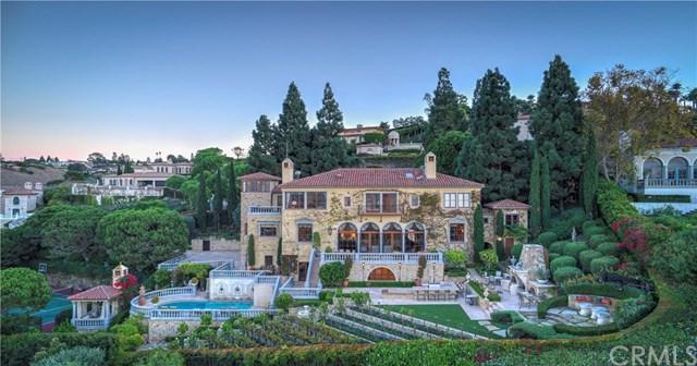 705 Via La Cuesta, Palos Verdes Estates, CA 90274 (#PV17236826) :: Millman Team