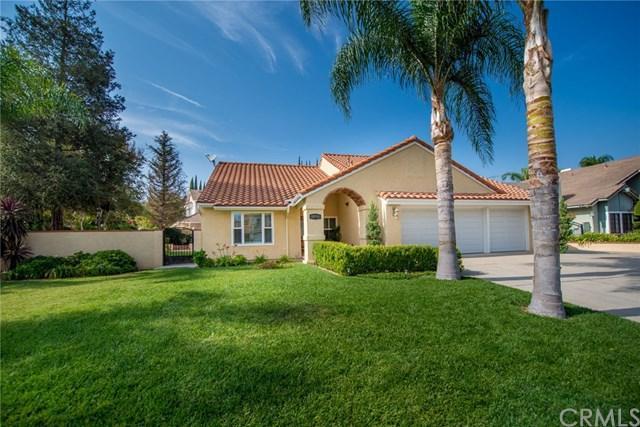 12932 Homeridge Lane, Chino Hills, CA 91709 (#TR17240308) :: Cal American Realty