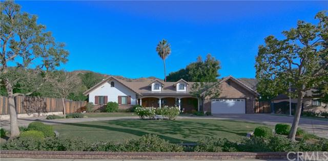 809 E Palm Drive, Glendora, CA 91741 (#OC17240249) :: Cal American Realty
