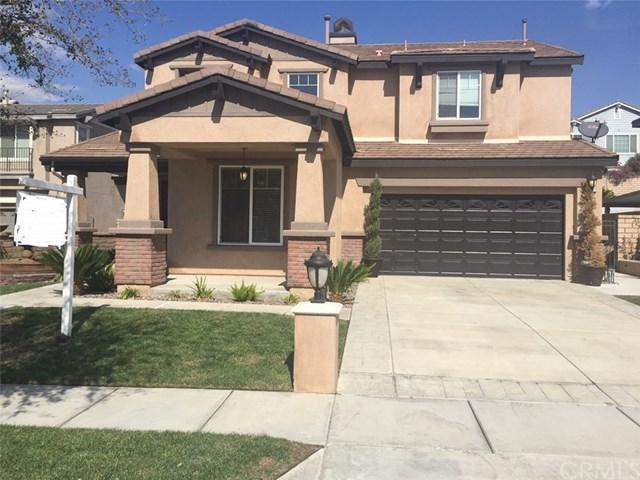 13736 San Luis Rey Court, Rancho Cucamonga, CA 91739 (#PW17240686) :: Angelique Koster
