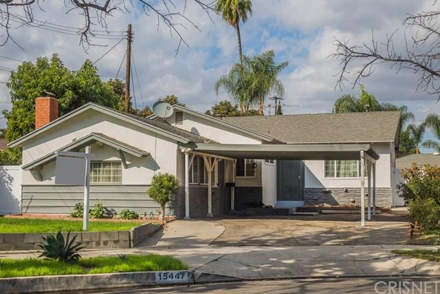 15447 Covello Street, Van Nuys, CA 91406 (#SR17238482) :: The Brad Korb Real Estate Group