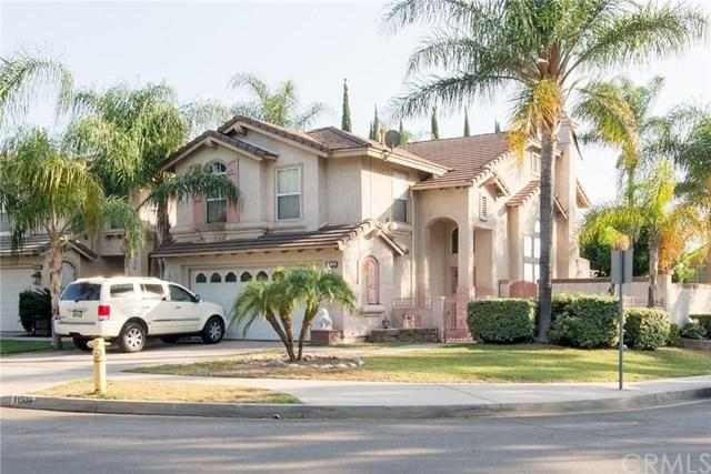 11509 Grapevine St, Rancho Cucamonga, CA 91730 (#OC17241264) :: Angelique Koster