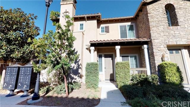 23902 Calle Del Sol Drive, Valencia, CA 91354 (#SR17242221) :: The Brad Korb Real Estate Group