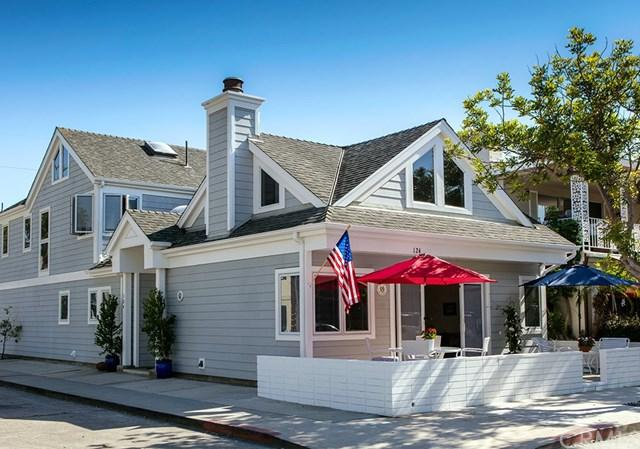124 Garnet Avenue, Newport Beach, CA 92662 (#NP17243083) :: Teles Properties | A Douglas Elliman Real Estate Company