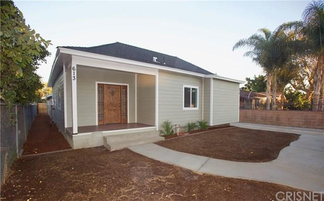 613 Omelveny Avenue, San Fernando, CA 91340 (#SR17245953) :: Fred Sed Realty