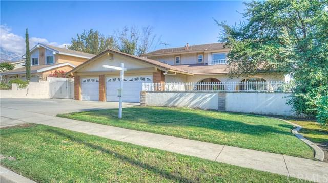 2028 N Albright Avenue, Upland, CA 91784 (#CV17249997) :: RE/MAX Estate Properties