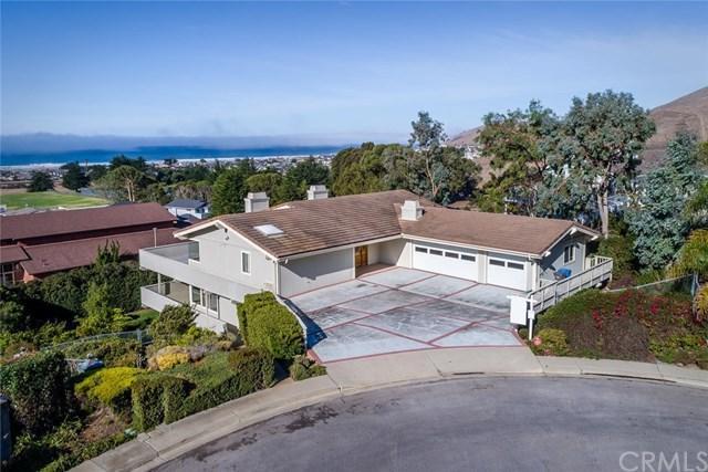 687 Sequoia Court, Morro Bay, CA 93442 (#SC17250766) :: Nest Central Coast