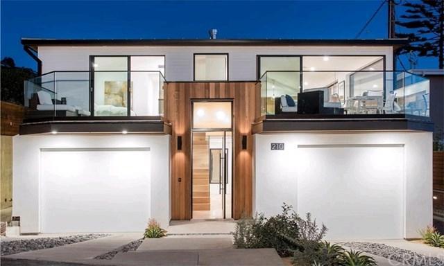 210 Fern Street, Laguna Beach, CA 92651 (#OC17257295) :: Mainstreet Realtors®