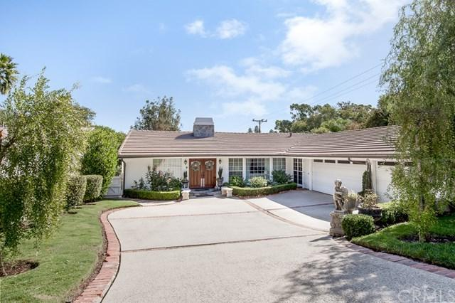 6 Dapplegray Lane, Rolling Hills Estates, CA 90274 (#PV17257298) :: Erik Berry & Associates