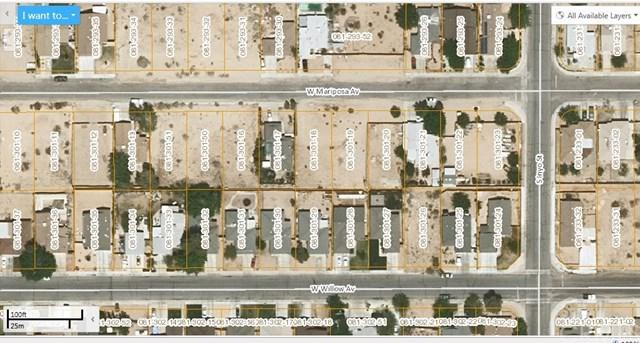 1129 W Mariposa Avenue, Ridgecrest, CA 93555 (#DW17257664) :: RE/MAX Parkside Real Estate