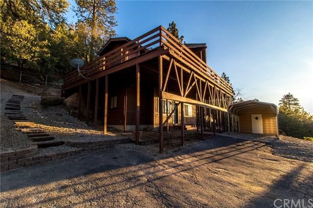 52865 Stonewood Canyon Road, Idyllwild, CA 92549 (#IG17263047) :: Z Team OC Real Estate