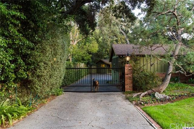 4228 Chula Senda Lane, La Canada Flintridge, CA 91011 (#317007422) :: Prime Partners Realty