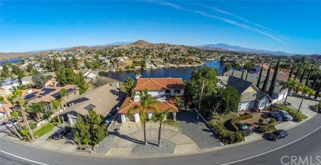 22480 Canyon Lake Drive S, Canyon Lake, CA 92587 (#SW17248584) :: California Realty Experts