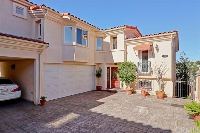 1915 Harriman Lane B, Redondo Beach, CA 90278 (#SB17270674) :: Keller Williams Realty, LA Harbor