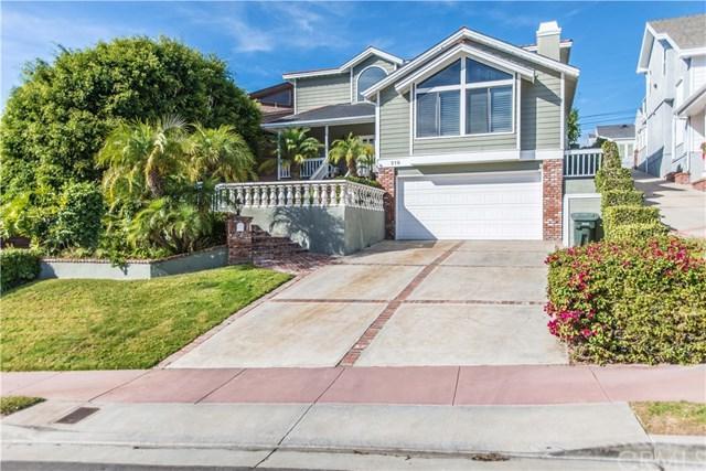 216 W Avenida Gaviota, San Clemente, CA 92672 (#OC17271965) :: Mainstreet Realtors®