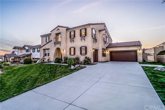 4976 Golden Ridge Place, Rancho Cucamonga, CA 91739 (#CV17269122) :: Carrington Real Estate Services