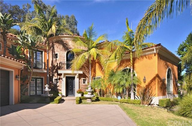 3707 Via Serrano Avenue, La Canada Flintridge, CA 91011 (#PF17272700) :: Prime Partners Realty
