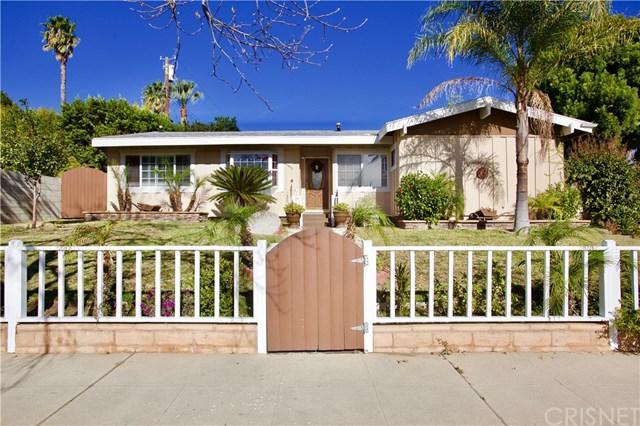 11533 Amestoy Avenue, Granada Hills, CA 91344 (#SR17271329) :: Fred Sed Realty