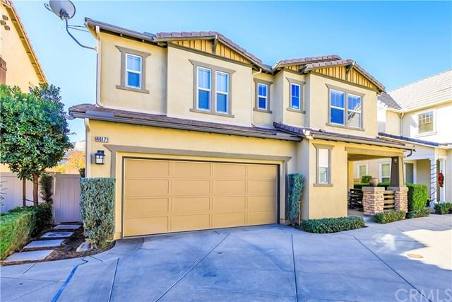 46171 Timbermine Lane #44, Temecula, CA 92592 (#SW17274585) :: Allison James Estates and Homes