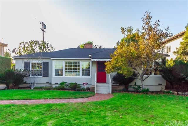 5159 Gaviota Avenue, Encino, CA 91436 (#PW17274212) :: Fred Sed Realty