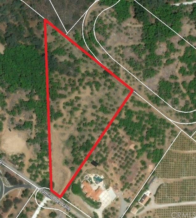 0 Camino Del Valle, Temecula, CA 92590 (#SW17273243) :: Allison James Estates and Homes