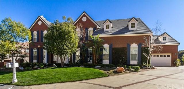 22844 Hialeah Way, Chatsworth, CA 91311 (#SR18012025) :: The Brad Korb Real Estate Group