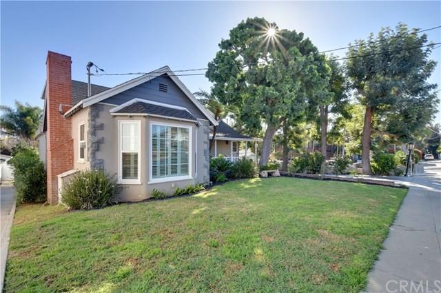 374 Tremont Avenue, Long Beach, CA 90814 (#OC18014400) :: Kato Group