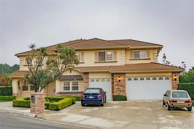 2445 N Campus Avenue, Upland, CA 91784 (#CV17280400) :: Cal American Realty