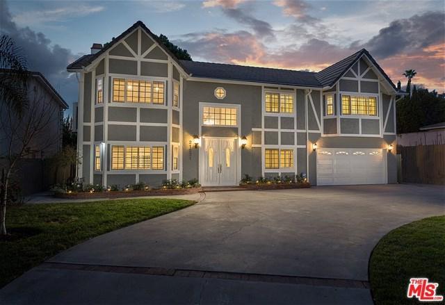 21221 Mulholland Drive, Woodland Hills, CA 91364 (#18305798) :: The Brad Korb Real Estate Group