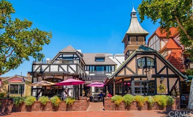 1635 Mission Drive #201, Solvang, CA 93463 (#TR18024246) :: RE/MAX Parkside Real Estate