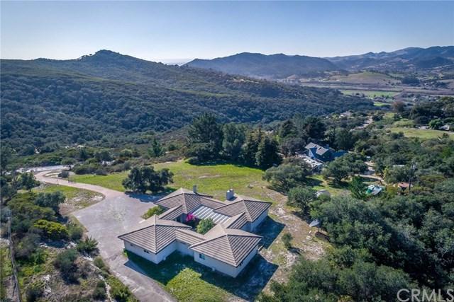 340 Indian Knob Road, San Luis Obispo, CA 93401 (#SP18033760) :: RE/MAX Parkside Real Estate