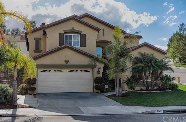 905 S Cloverdale Drive, Anaheim Hills, CA 92808 (#PW18036096) :: Ardent Real Estate Group, Inc.