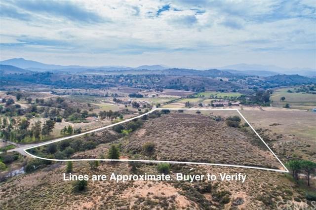 0 Sutherland Dam Road, Ramona, CA 92065 (#OC18030834) :: RE/MAX Empire Properties