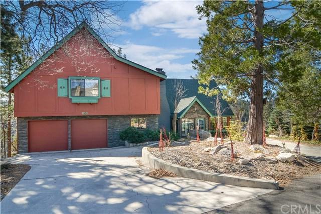 830 Wild Rose Circle, Lake Arrowhead, CA 92352 (#EV18037248) :: Angelique Koster