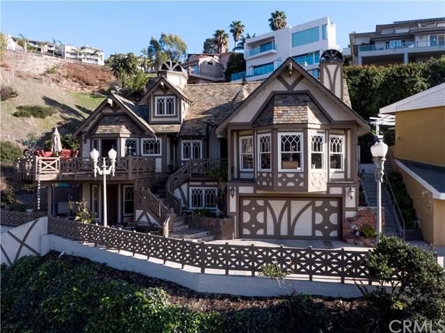 530 Temple Hills Drive, Laguna Beach, CA 92651 (#LG18037557) :: Doherty Real Estate Group