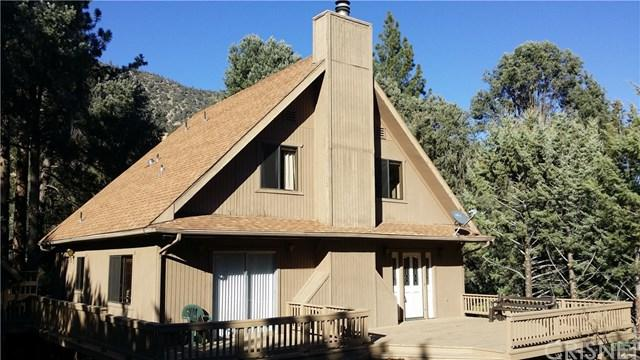 15917 Wildwood Drive, Pine Mountain Club, CA 93222 (#SR18037652) :: RE/MAX Parkside Real Estate